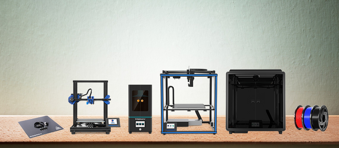 Find serial number in the 3d printer